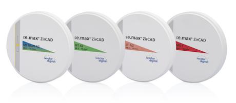 IPS e.max ZirCAD MT Multi - MT - LT - MO / DISC
