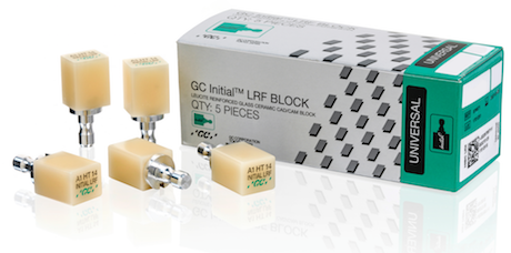 Initial LRF BLOCK UNIVERSAL - Not for CEREC & inLab