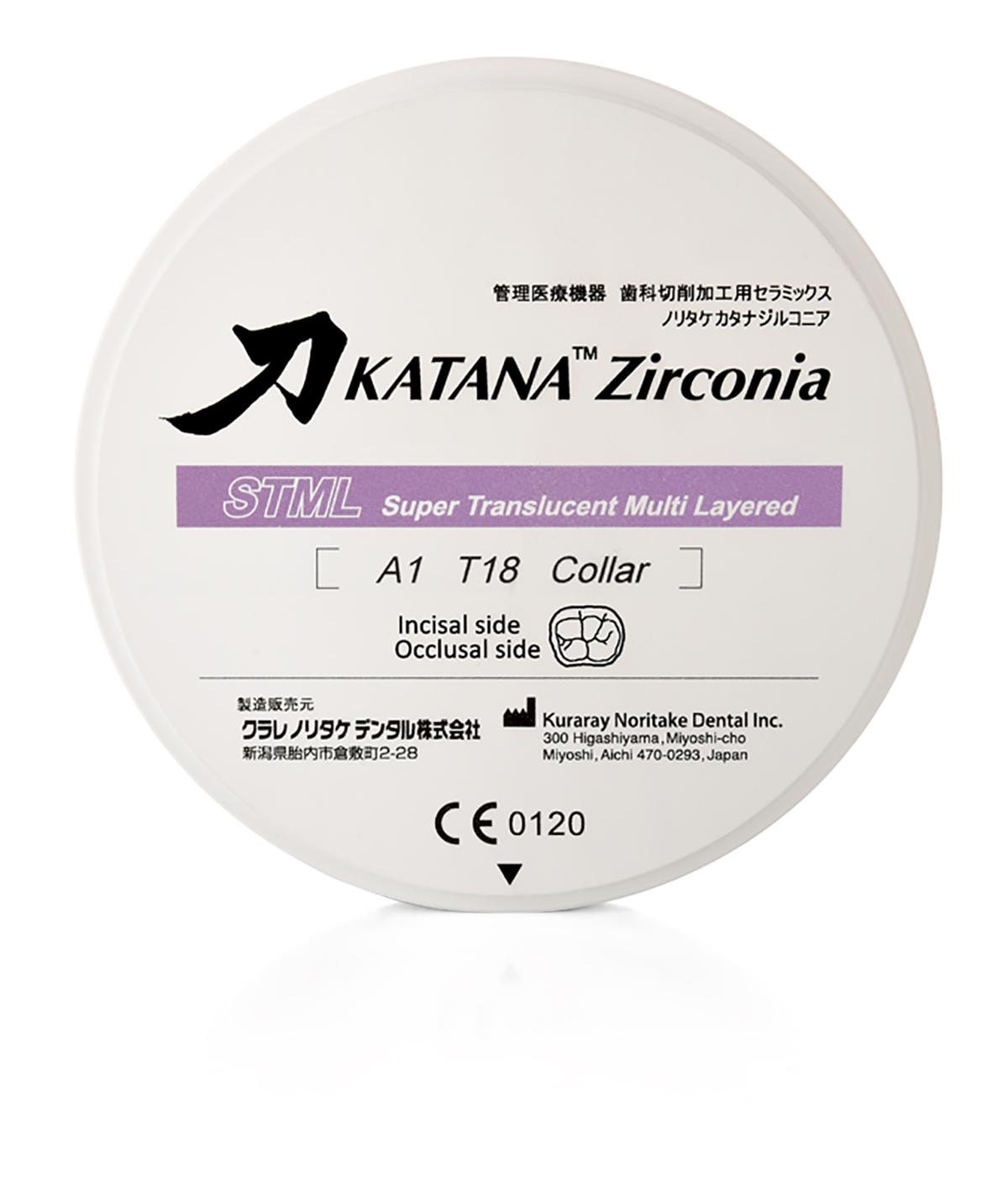 KATANA™ Zirconia STML