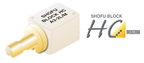 SHOFU Block HC CEREC