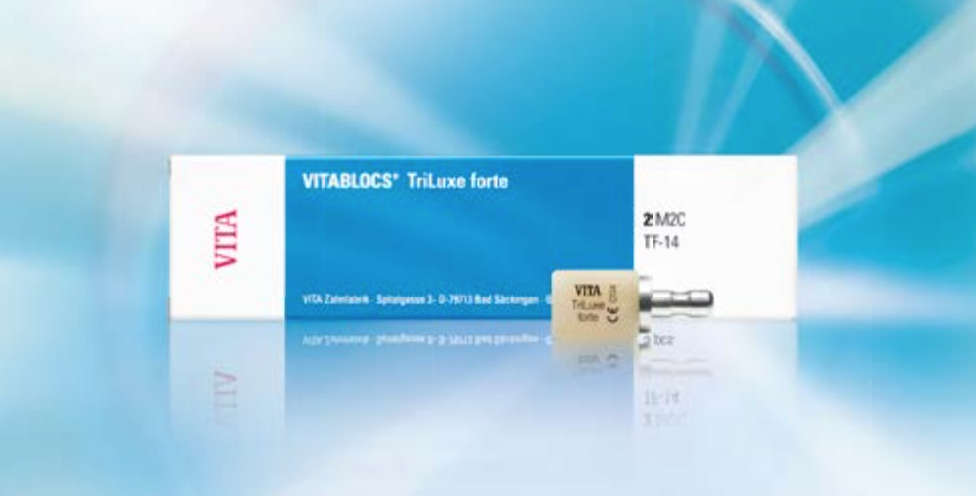 VITABLOCS TriLuxe forte UNIVERSAL - Not for CEREC & inLab