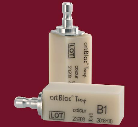 artBloc® monochrome Temp