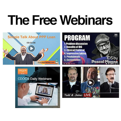 The Free Webinars